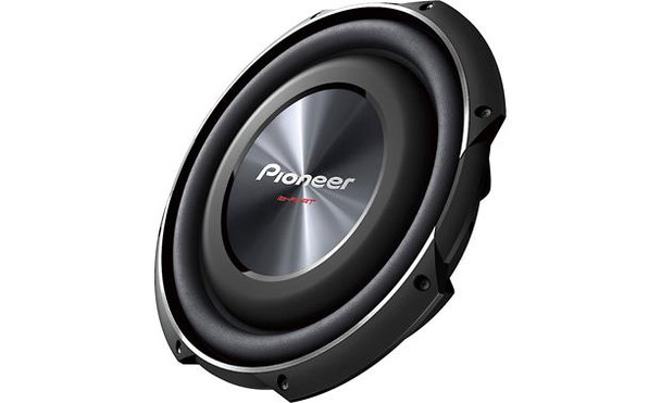 """Pioneer TS-SW3002S4 Shallow-mount 12"""" 4-ohm subwoofer"""