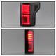 Ford F150 2015-2017 Light Bar LED Tail Lights - Smoke