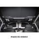 SSV Works JJT-SAO65 Jeep Wrangler JL and JT overhead soundbar 6.5in speaker adapter