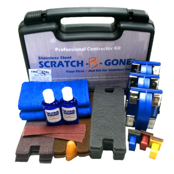Barry's Restore It All Scratch-B-Gone Professional Contractor Kit