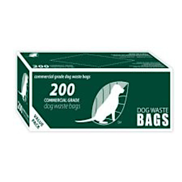 NOBrand Dog Waste 0.7 mil Roll Bags, 2000 per case