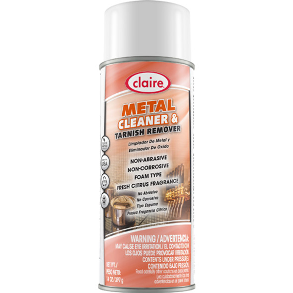 Claire Metal Cleaner & Tarnish Remover Aerosol