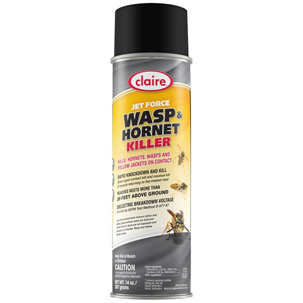 Claire Jet Force Wasp & Hornet Killer Aerosol