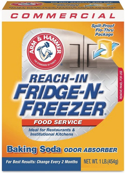 Arm & Hammer 16 oz Fridge-N-Freezer Baking Soda