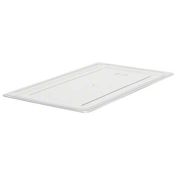Cambro 10CWC135  Full Size Clear Flat Food Pan Cover