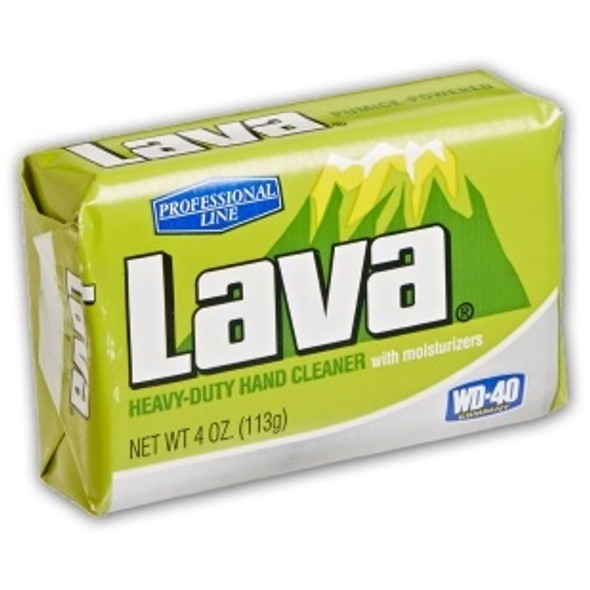 Lava 4 oz Pumice-Powered Bar Soap with Moisturizers
