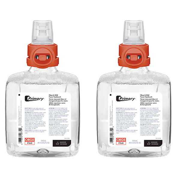 Primory Clear and Mild Foam Handwash
