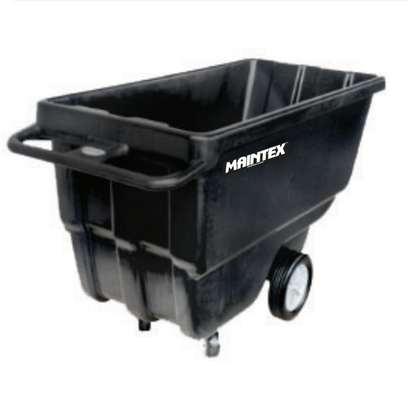 Maintex 1 Cubic Yard Dump Cart