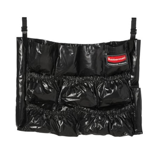 Rubbermaid Brute Executive Series Caddy Bag, Black
