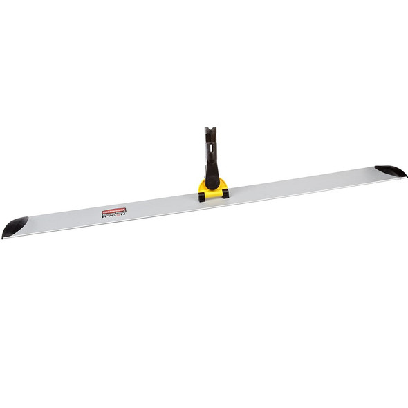 """Rubbermaid HYGEN 47"""" Quick Connect Frame, Yellow"""