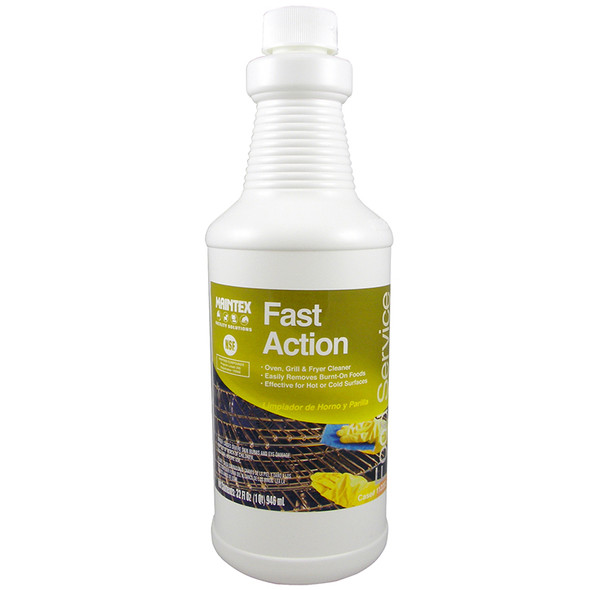 Maintex Fast Action Oven & Grill Cleaner (Quart)