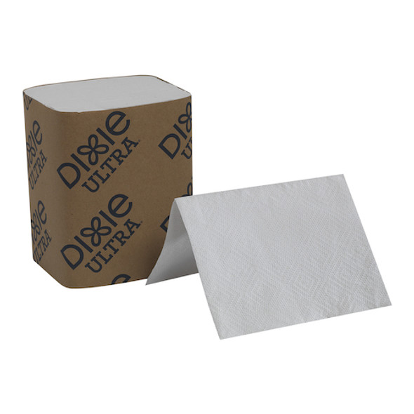 GP Pro Dixie Ultra Interfold 2-Ply Napkin Dispenser Refill, White