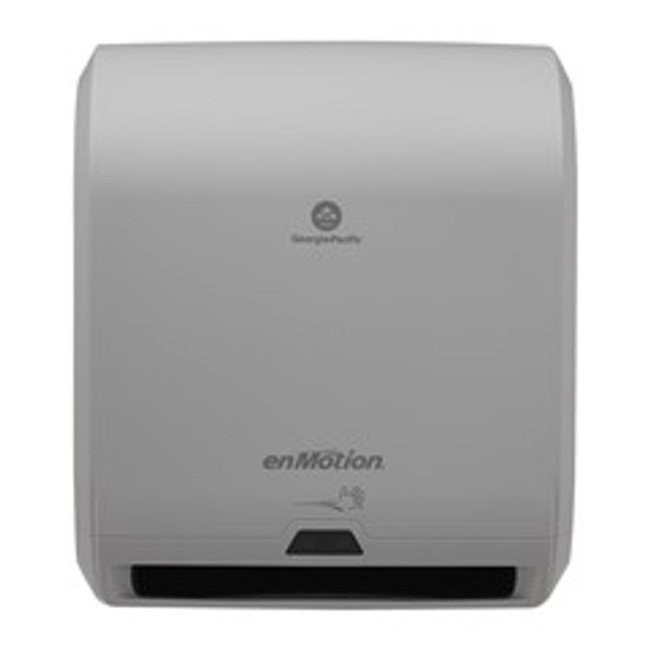 """GP PRO enMotion Automated 10"""" Touchless Paper Towel Dispenser, Gray"""