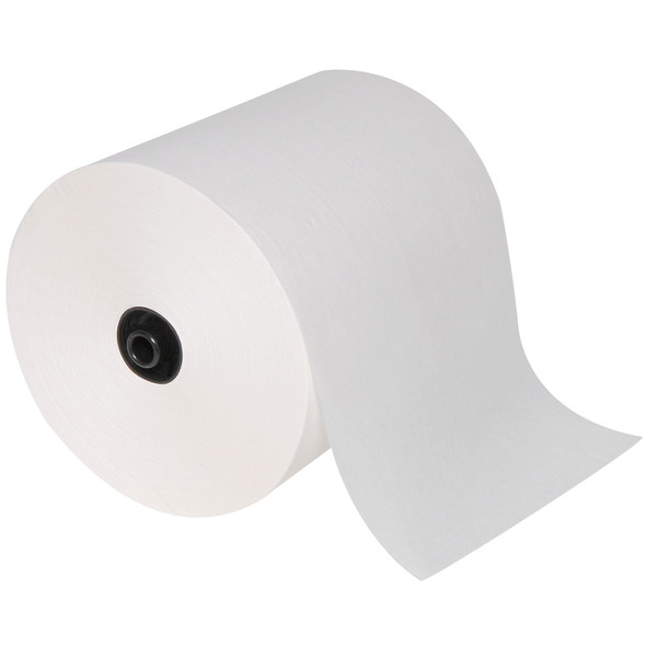 "GP PRO enMotion 8"" Recycled Paper Roll Towel, White"