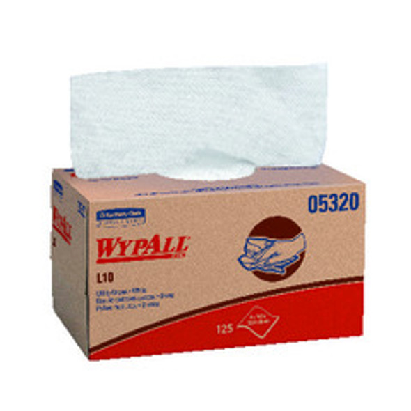 05320 WypAll L10 Recycled Wipers