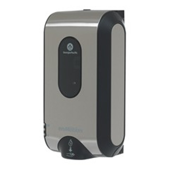 GP PRO enMotion Gen 2 Automated Touchless Soap & Sanitizer Dispenser, Brushed Stainless