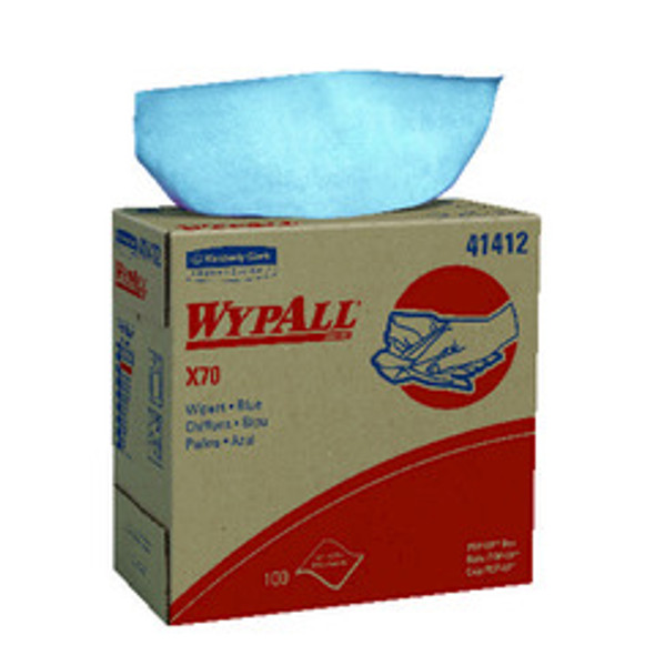 41412 WypAll X70 Manufactured Rags
