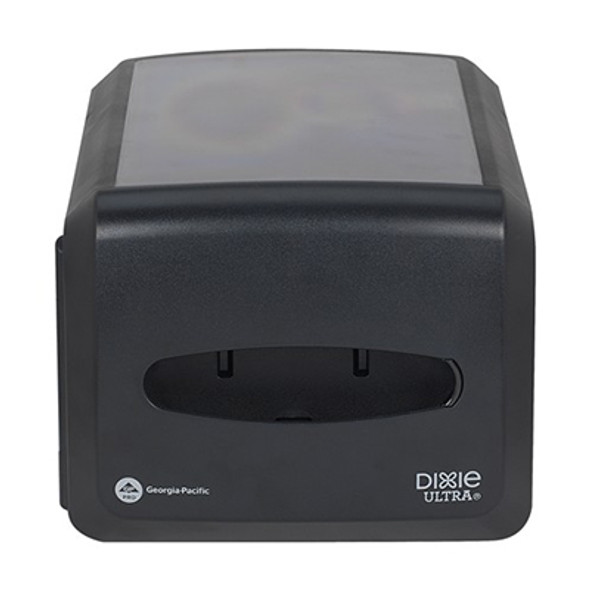 GP Pro Dixie Ultra Countertop Interfold Napkin Dispenser, Black