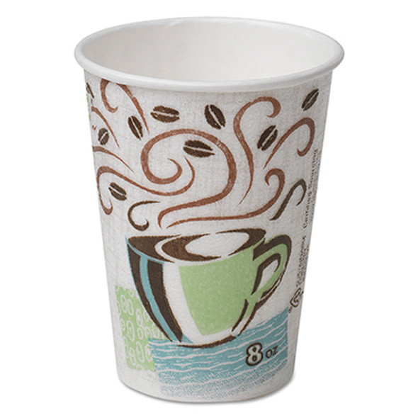 Dixie PerfecTouch Hot Cups, 8oz