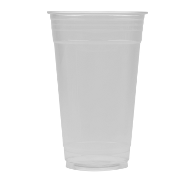 COLD CUP 24OZ PET C-KC24U 600/CS