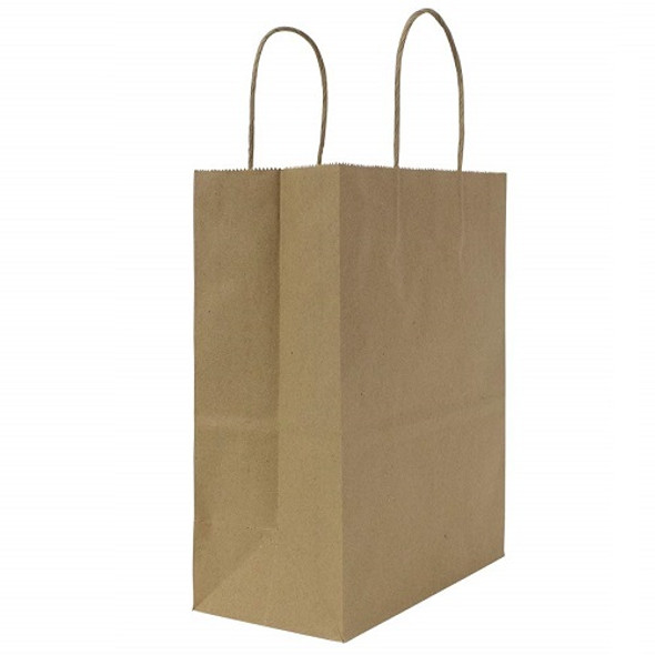 BALBOA KRAFT SHOPPING BAG FP-SB100 KAR 250/CS