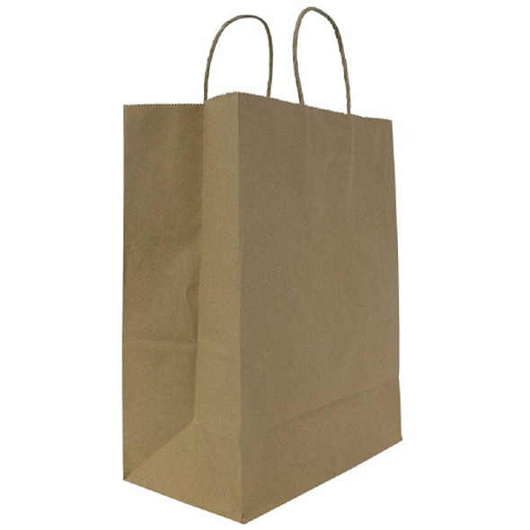LAGUNA KRAFT SHOPPING BAG FP-SB110 KAR 250/CS