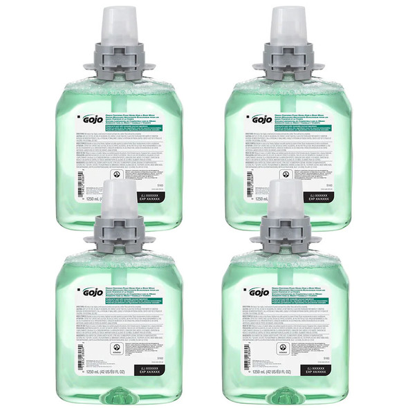 PROVON Foaming Hair & Body Wash with Moisturizers