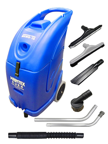 Professionals' Choice Wet/Dry Vacuum with Tool Kit