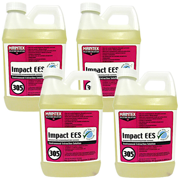 Maintex #305 Impact EES Carpet Cleaner (Dilution Solution)