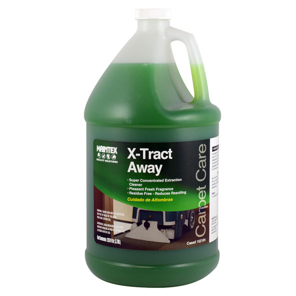 Maintex X-Tract-Away Extraction Carpet Cleaner (Gallon)