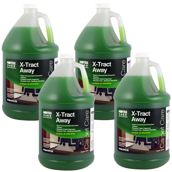 Maintex X-Tract-Away Extraction Cleaner (Gallon)
