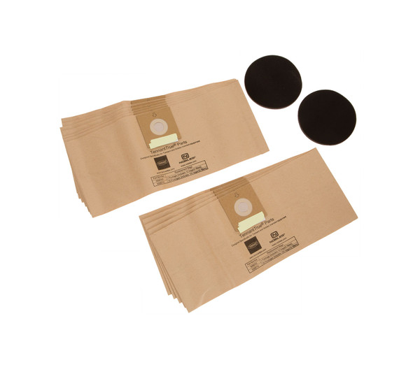 9009765 Replacement Paper Bags for V6 Canister Vacuum