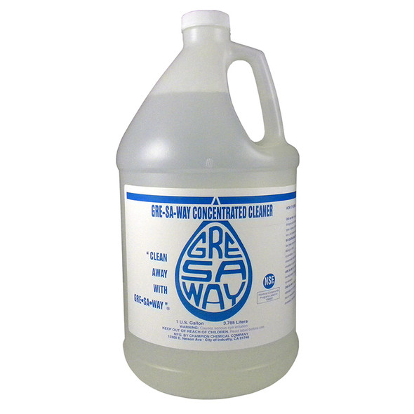 Champion Gre-Sa-Way Concentrated Cleaner (Gallon)