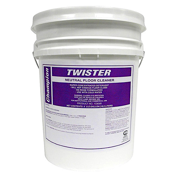 Champion Twister Neutral Floor Cleaner (Pail)