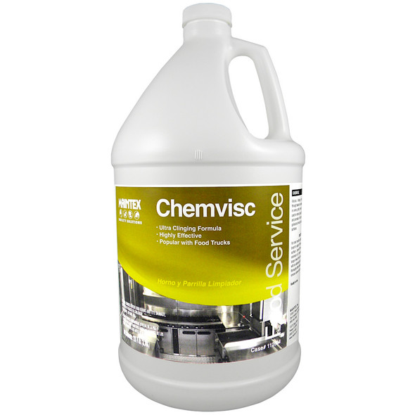 Maintex Chemvisc Oven & Grill Cleaner (Gallon)
