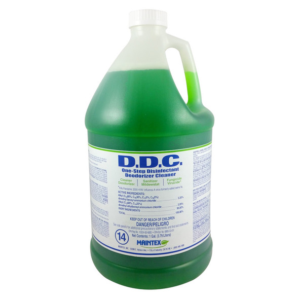 Maintex DDC One Step Disinfectant Cleaner (Gallon)