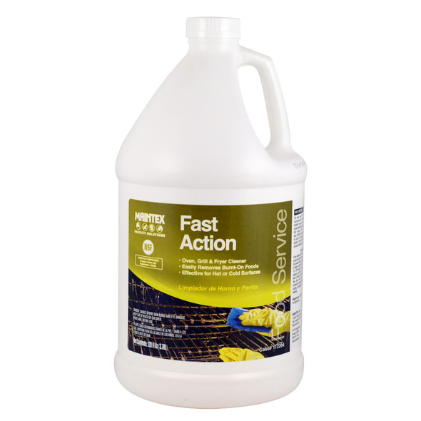 Maintex Fast Action Oven & Grill Cleaner (Gallon)
