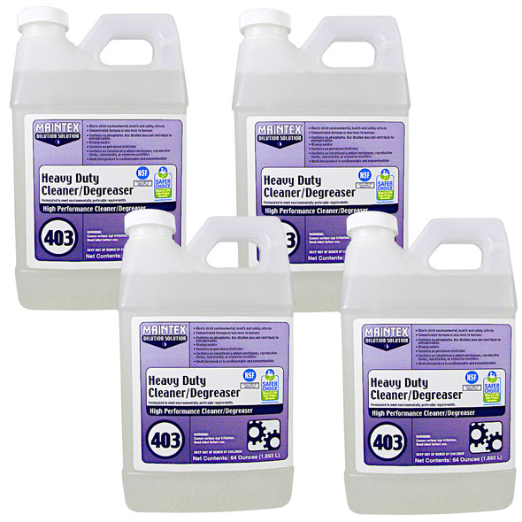 Maintex #403 Heavy Duty Cleaner Degreaser (Dilution Solution)