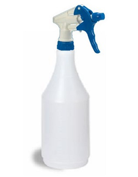 "Maintex 24oz. Plastic Bottle with 8"" Trigger Sprayer"