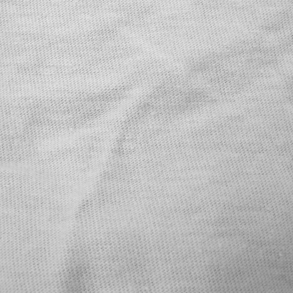 Recycled Knit T-Shirts, White