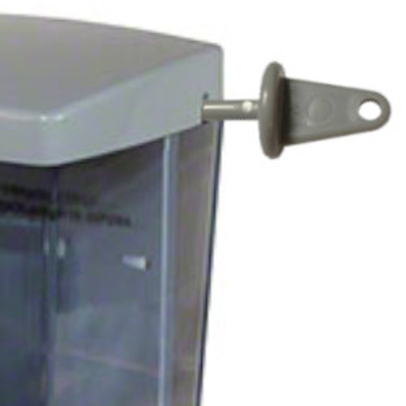 Impact Key for ClearVu Soap Dispensers, Gray