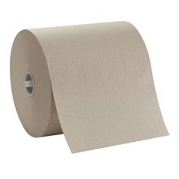 GP PRO SofPull High-Capacity Recycled Paper Towel Roll, Brown