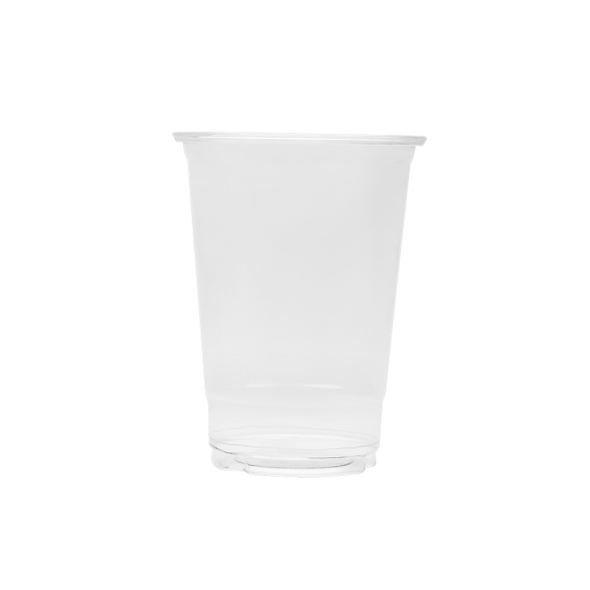 CUP 10OZ CLEAR COLD PET C-KC10 LOLLICUP 1000/CS