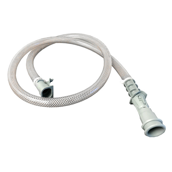 The Foaming hose attachemnt reduces the need to fill at the supply closet and takes the dispensing system with the user