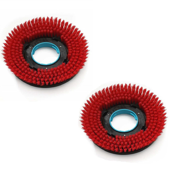 Tennant i-mop XL Heavy Red Brush Assembly