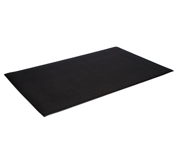 Tuff Spun Mat 3'x5' - Pebble Black