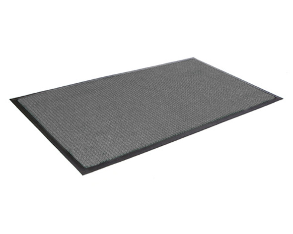 Super Soaker Smooth Back Mat 4'x6' - Charcoal