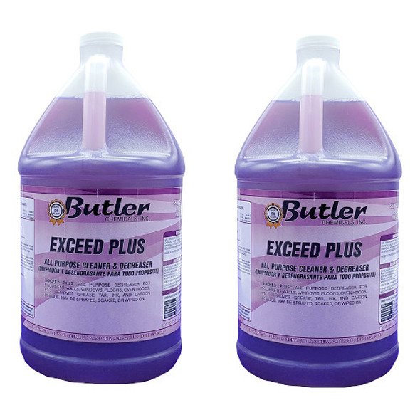 Butler Exceed Plus All Purpose Cleaner & Degreaser (Gallon)