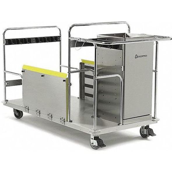 Geerpres Project Trolley with Flip-Up Access Ramp