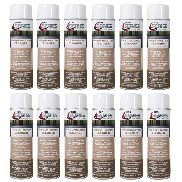 Claire Pro Series Rug & Upholstery Cleaner Aerosol